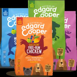 PIMP MY PET Edgard & Cooper Crocchette per cani Adulti vari gusti