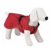 PIMP MY PET Farm Company Impermeabile Free Spirit Rosso per cani