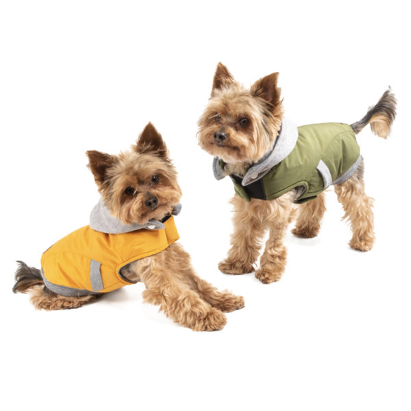 PIMP MY PET Farm Company Piumino Sport per cani