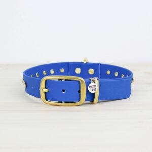 PIMP MY PET Collare Strass Biothane per cani